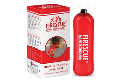 Bình chữa cháy dạng ném FIRESCUE