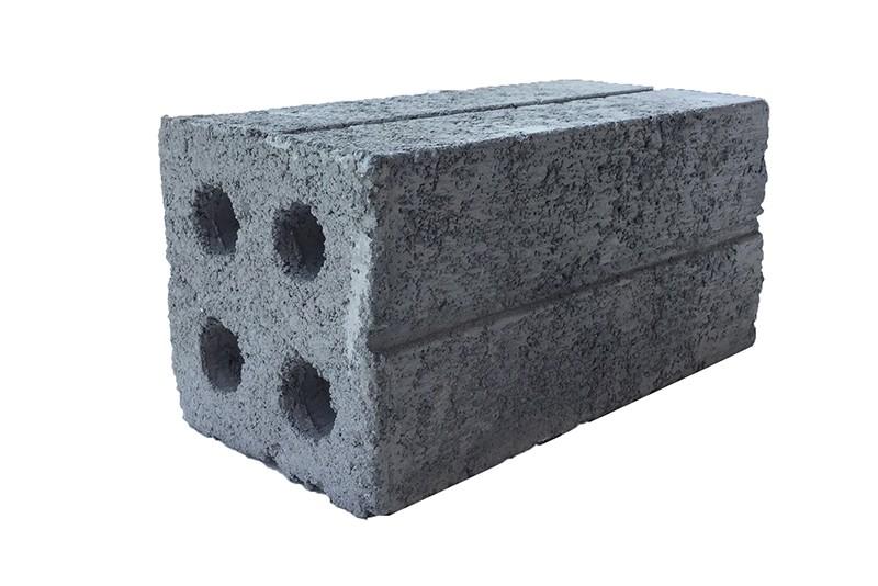 Gạch ống không nung 8x18