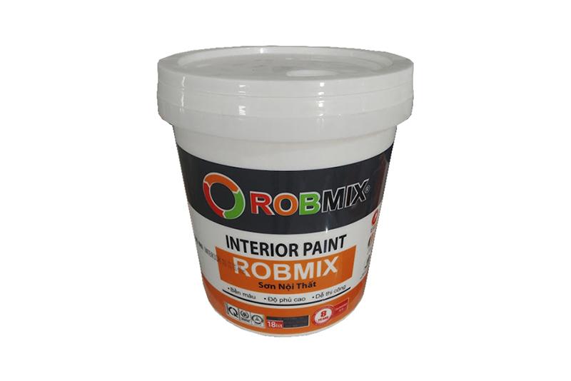 Robmix sơn nội thất cao cấp