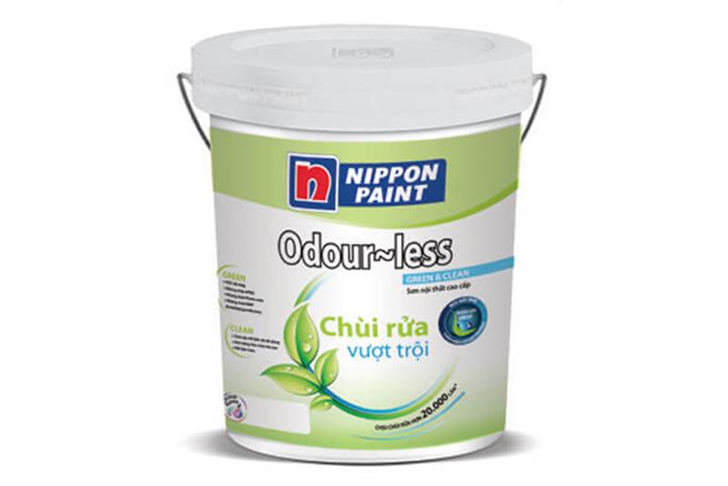 Nippon Odourless CRVT Bóng Mờ